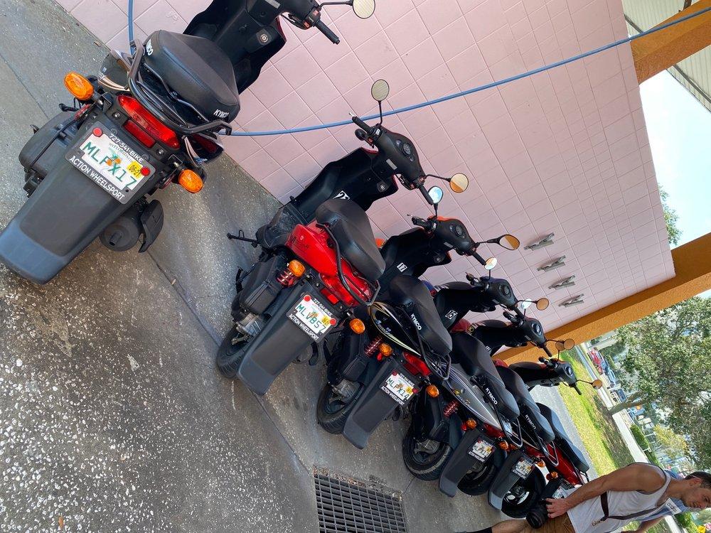 Madeira Beach Scooter Rentals: 14801 Gulf Blvd, Madeira Beach, FL