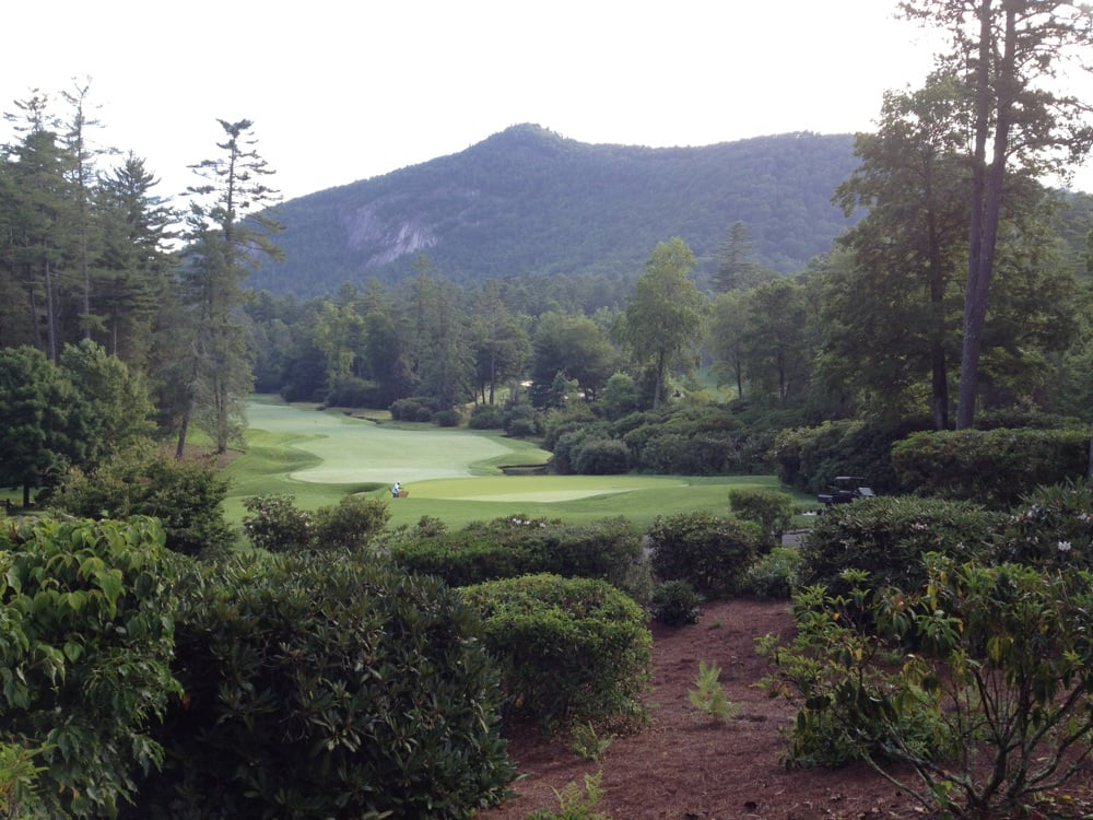 Wade Hampton Golf Club: Highway 107 S, Cashiers, NC