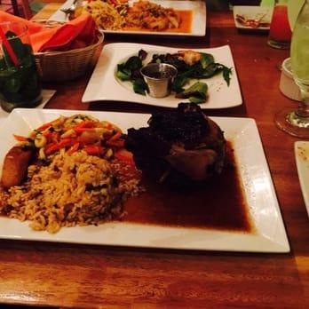 Eva Caribbean Restaurant Laguna Beach