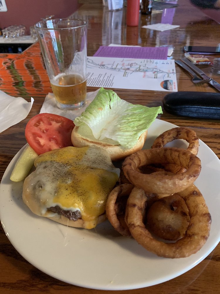 Jack Mason's Tavern and Brewery: 400 Ridgeway St, Clifton Forge, VA