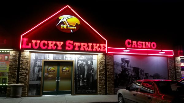The lucky strike casino global gambling market