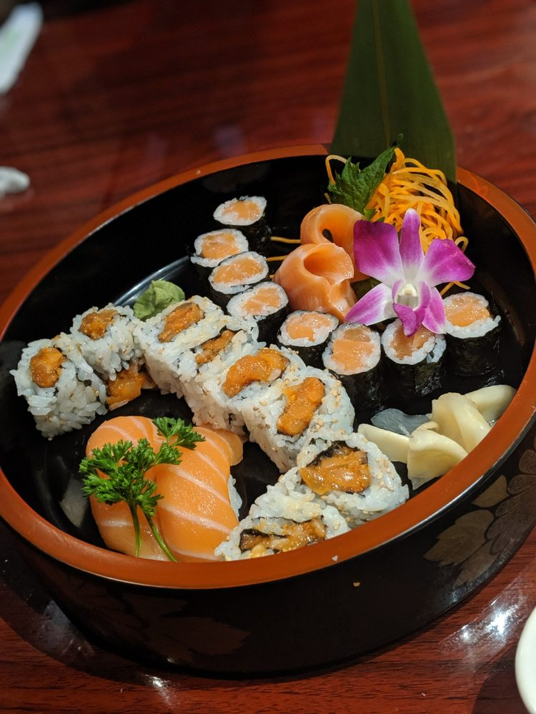 Food from Kyoto Sushi & Steak