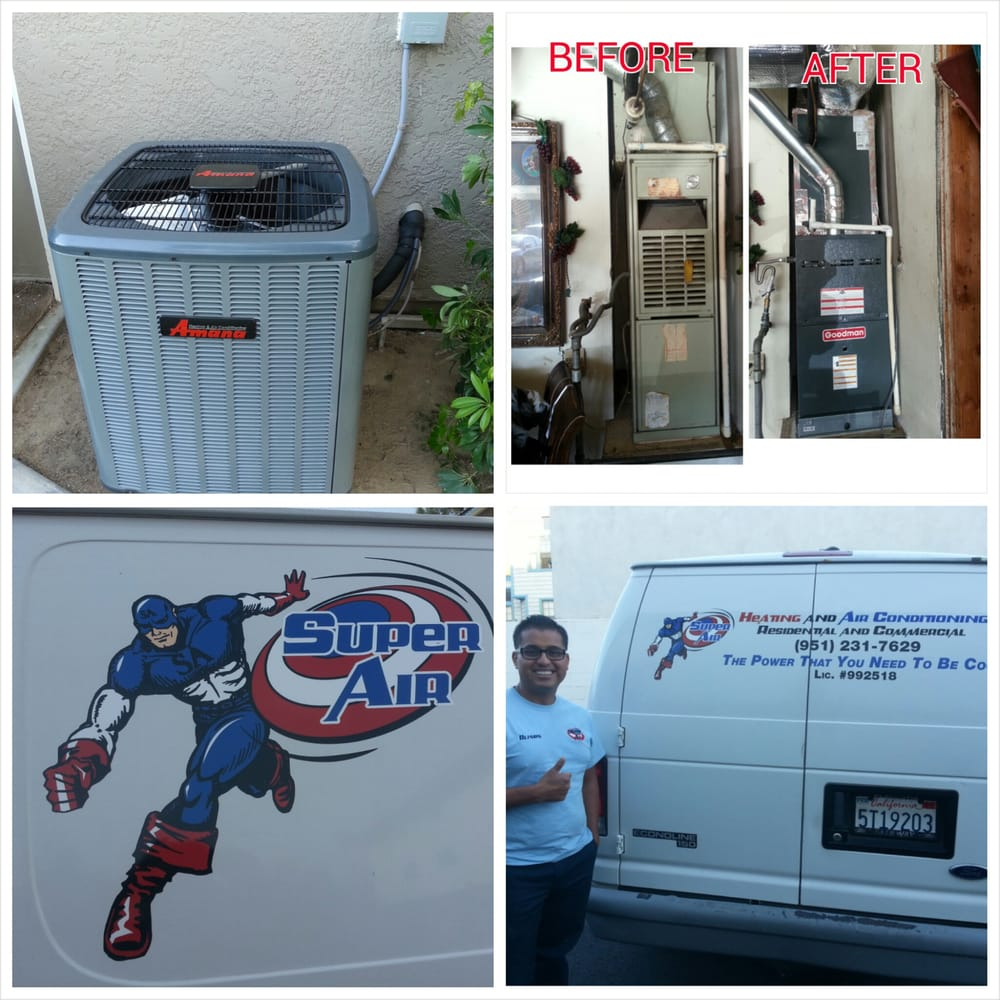 Photos For Super Air Heating & Air Conditioning