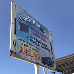 Cool radiator shop riparazioni auto 3362 national ave for National motors san diego