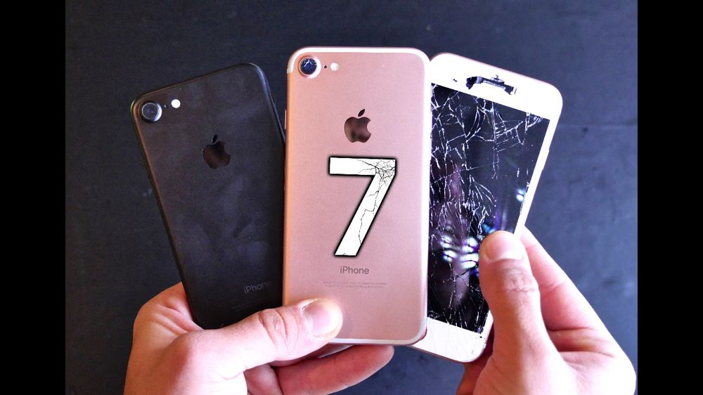 iphone 7 screen cracked we can fix it at santa monica iphone repair