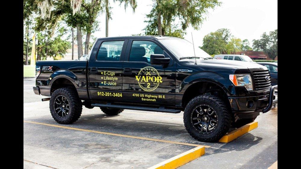 Living Vapor 2: 4700 Ga Hwy 80 E, Savannah, GA