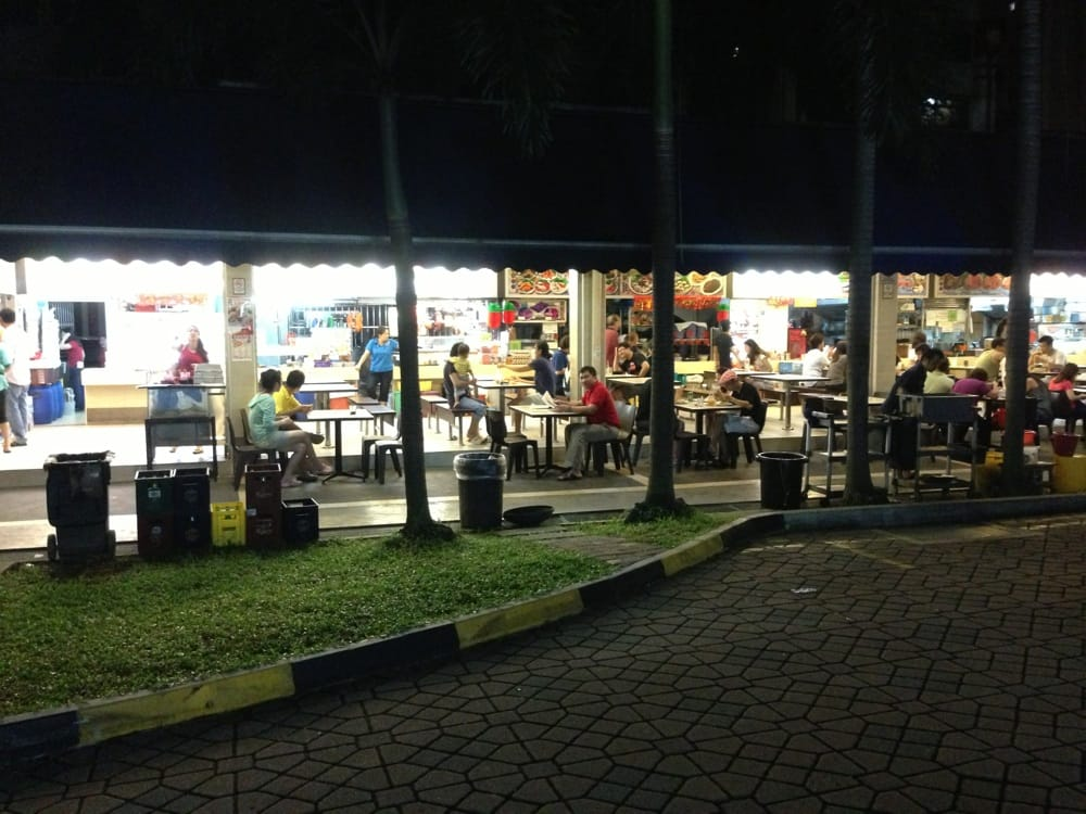 Everton Food Place