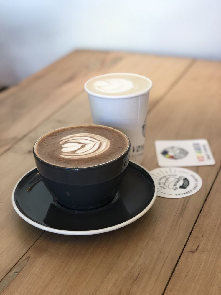 Voyager Craft Coffee