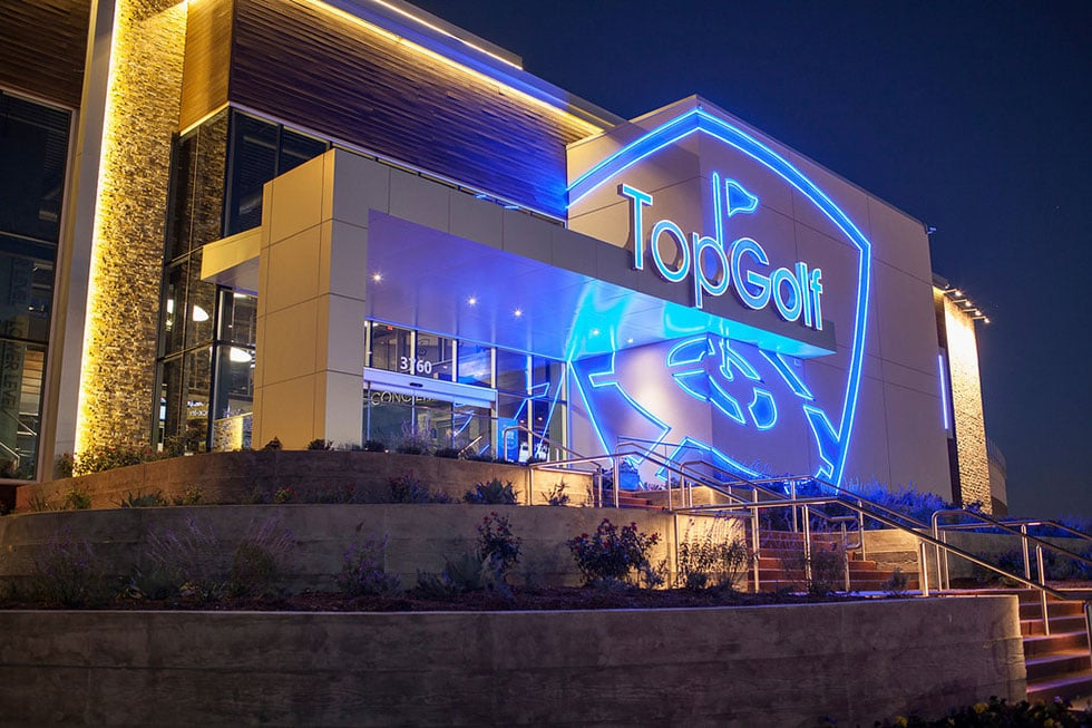 Topgolf: 3760 Blair Oaks Dr, The Colony, TX
