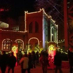Brewery Lights 19 Photos Wine Tours 1200 Lynch St Soulard  - Budweiser Christmas Lights