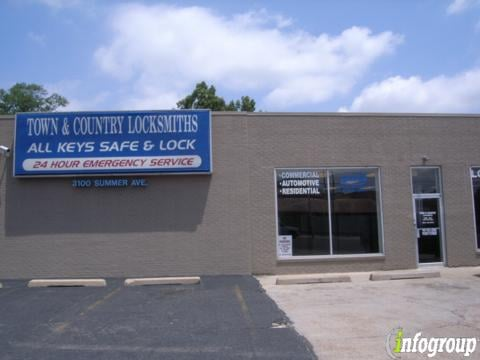 Town & Country Locksmith