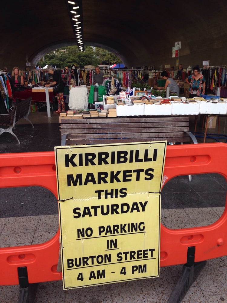 kirribilli sydney markets guide - photo#2