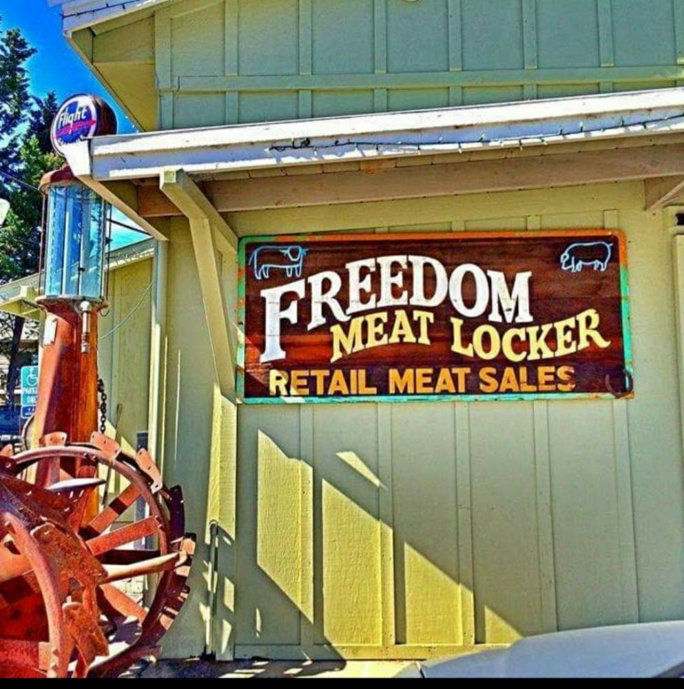 Freedom Meat Lockers and Sausage Company: 160 Hi Grade Ln, Freedom, CA