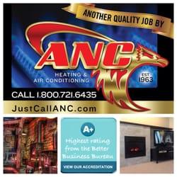 Photo Of Anc Heating Air Conditioning Endicott Ny United States