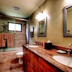 Excellent Images For Small Bathroom Designs Tiny Bathroom Tempered Glass Vessel Sink Vanity Faucet Rectangular Long Island Custom Bathroom Cabinets Bathroom Cabinets For Vessel Sinks Young Bathroom Faucet Removal Bright3 Mirror Bathroom Vanity ReBath By Schicker   73 Photos \u0026amp; 92 Reviews   Contractors   1059 ..