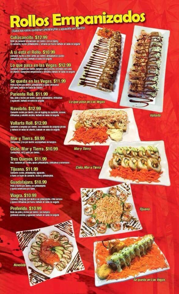Photos for Sushi Culiacan | Menu - Yelp
