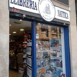 Librer a n utica librairie carrer de la fusteria 12 for Libreria nautica bilbao