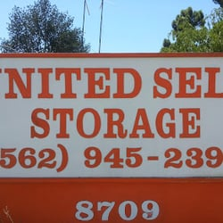 Photo of United Self Storage - Whittier CA United States  sc 1 st  Yelp & United Self Storage - CLOSED - Self Storage - 8709 Painter Ave ...