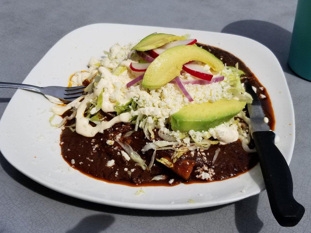 Tehuana Oaxacan Cuisine: 1331 N Killingsworth St, Portland, OR