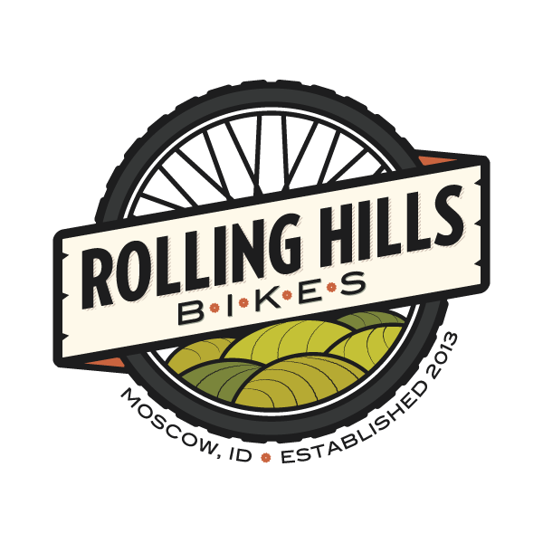 Rolling Hills Bikes: 113 E 6th St, Moscow, ID