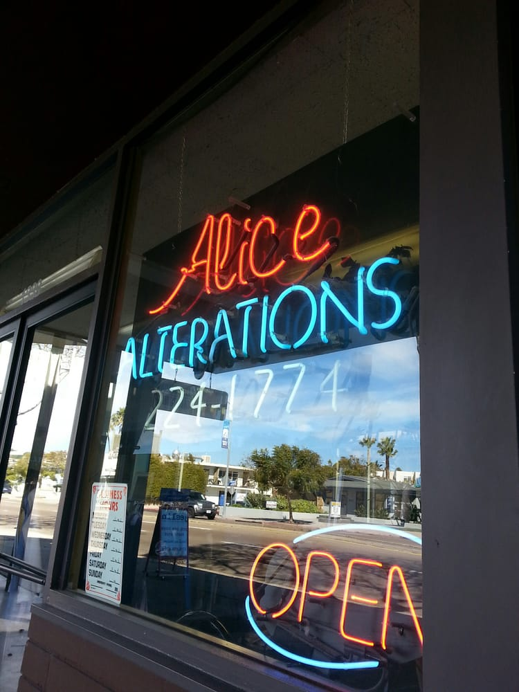 Alice's Alterations