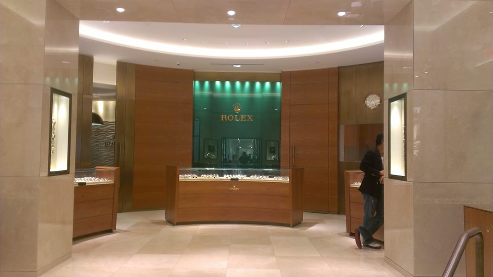New rolex store at ala moana best selection you 39 ll ever for Ala moana jewelry stores