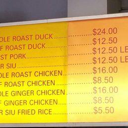 Photos for Roast Duck Kitchen | Menu - Yelp