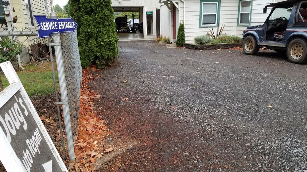 Doug's Auto Repair: 211 Cobb St, Dillard, OR