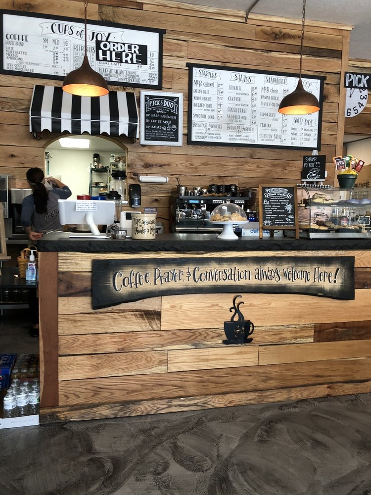 McB Cafe Cup Of Joy: 255 S Wabash St, Brewster, OH