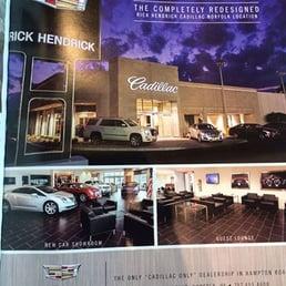Rick Hendrick Cadillac Norfolk - Car Dealers - 6222 ...