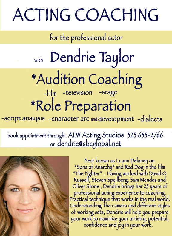 dendrie taylor wiki
