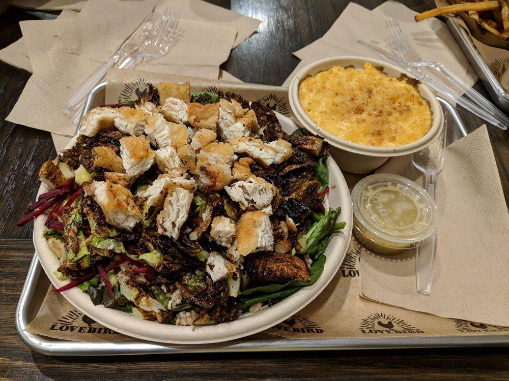 Food from Lovebird