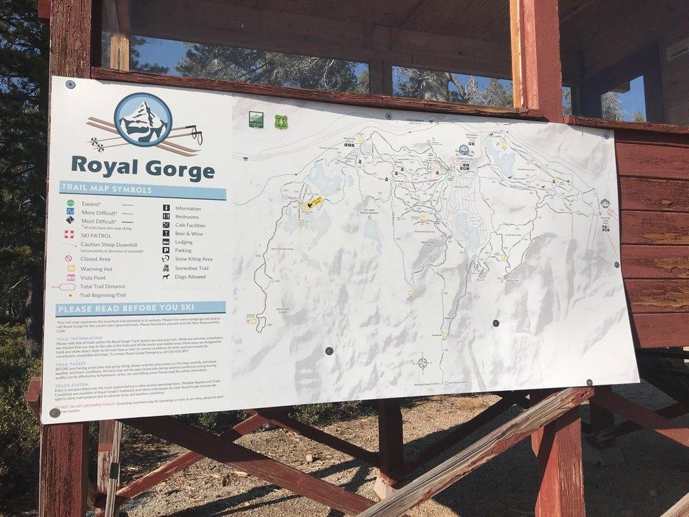 Royal Gorge: 1111 Soda Springs Rd, Soda Springs, CA