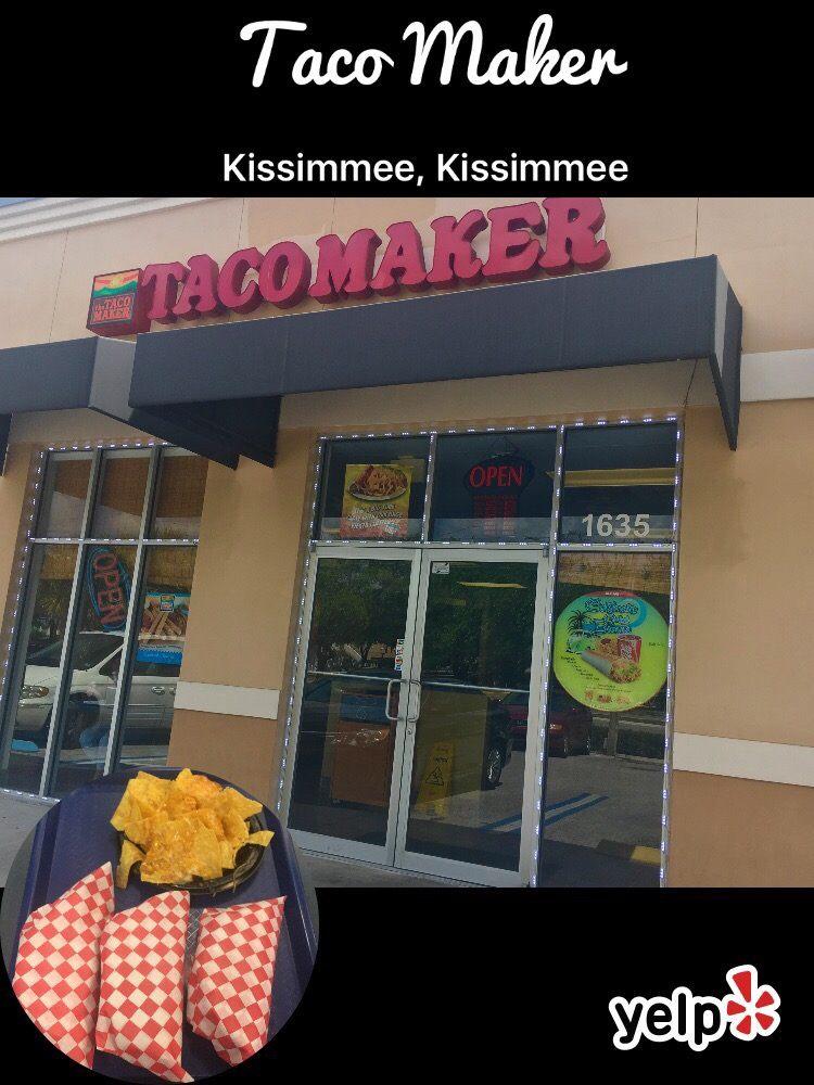 Taco Maker Restaurant Near Me