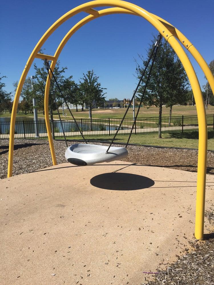 Centennial Playground: 600 Crockett St, Beaumont, TX