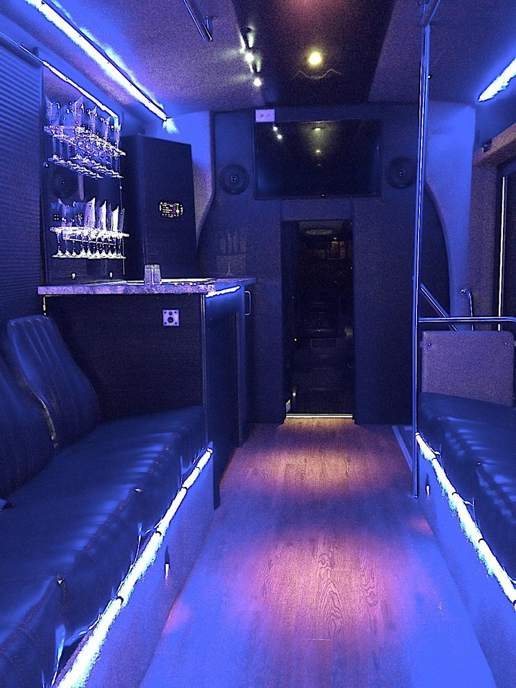 Big Ticket Limo: 301 N Main, Wichita, KS