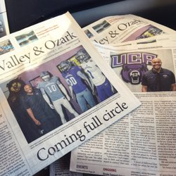 conway arkansas newspaper