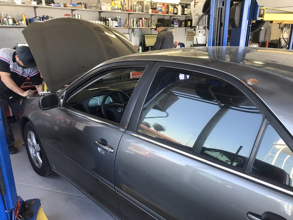 Precision Automotive: 342 E Tulare St, Dinuba, CA