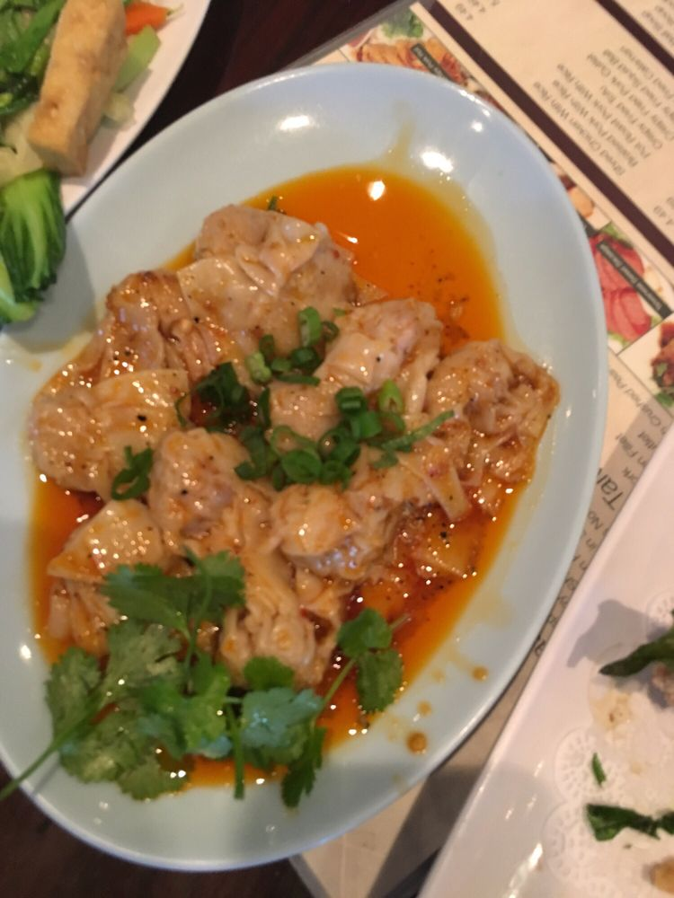Wontons in chili oil yelp for 101 taiwanese cuisine flushing