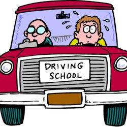 Znalezione obrazy dla zapytania driving lesson