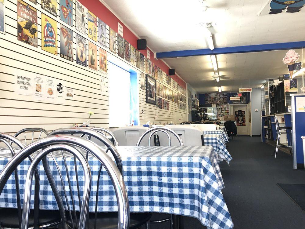 Larry S Eatery 22745 Washington St Leonardtown Md