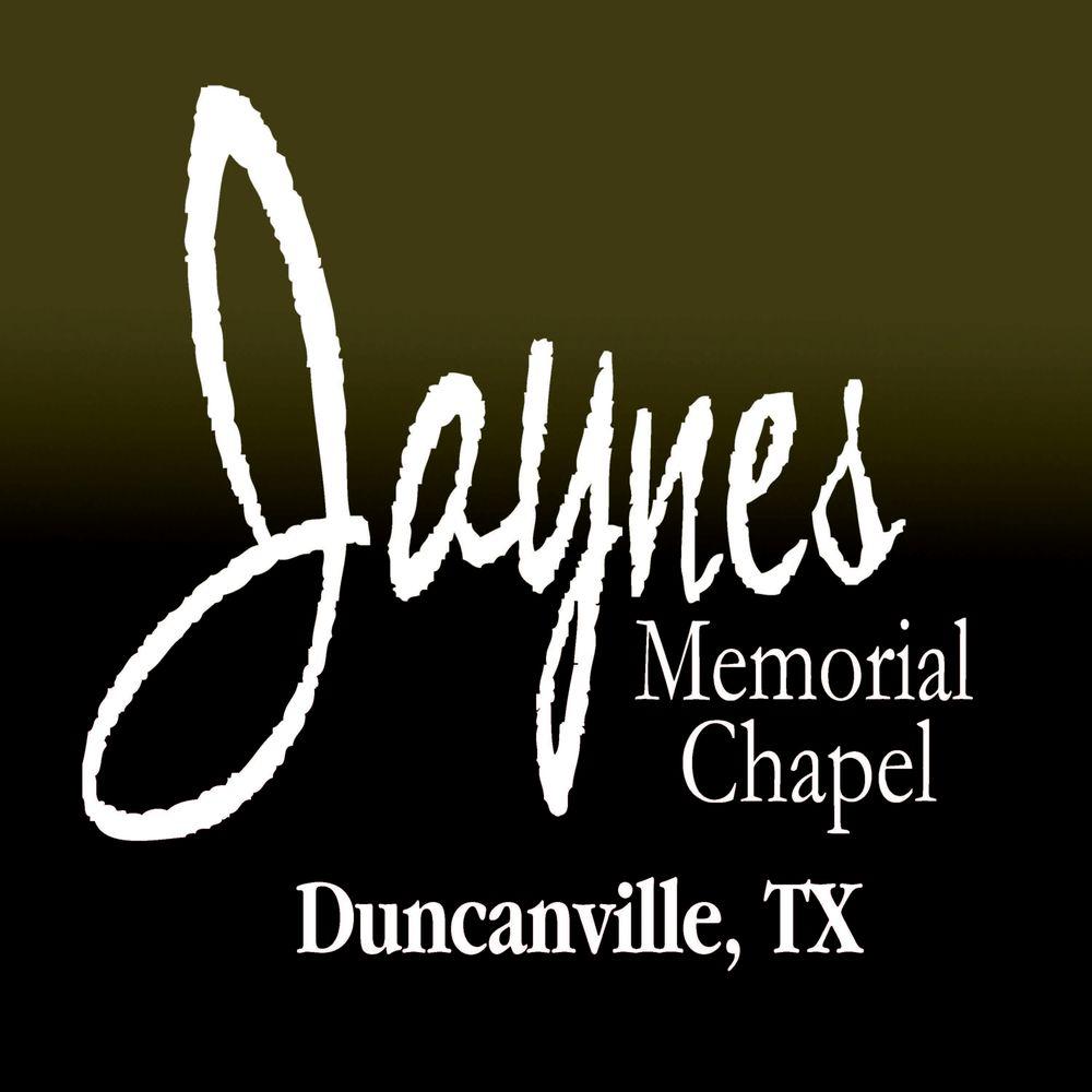 Jaynes Memorial Chapel: 811 S Cockrell Hill Rd, Duncanville, TX