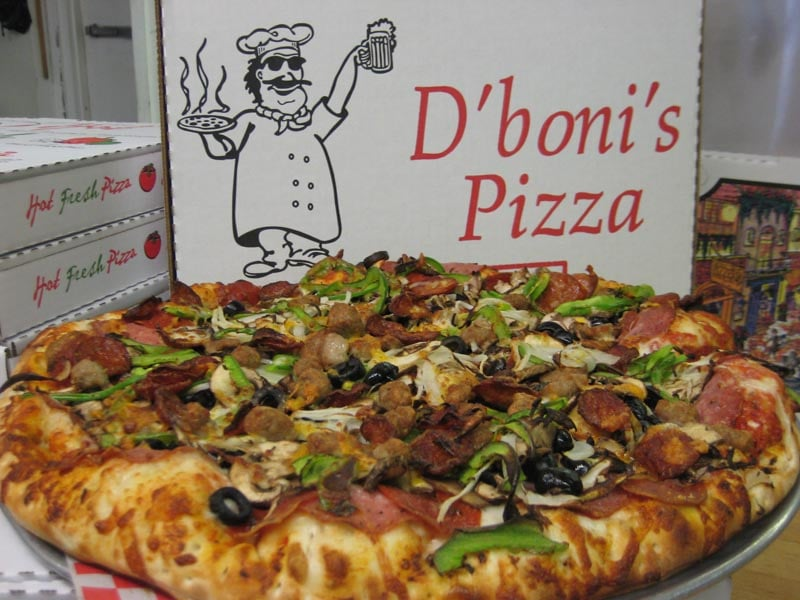 D'boni's Pizza