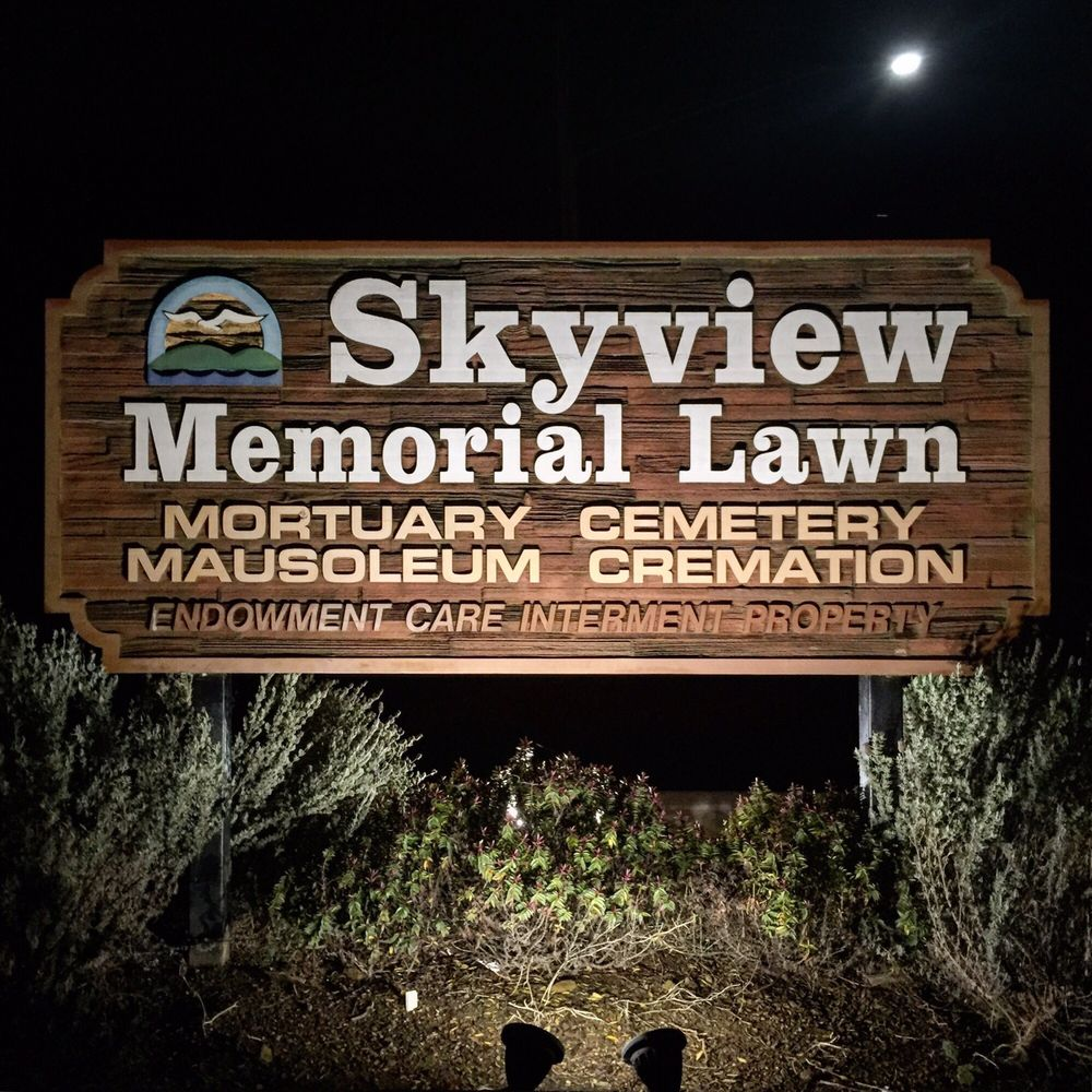 Skyview Memorial Lawn - 27 Photos - Funeral Services & Cemeteries ...