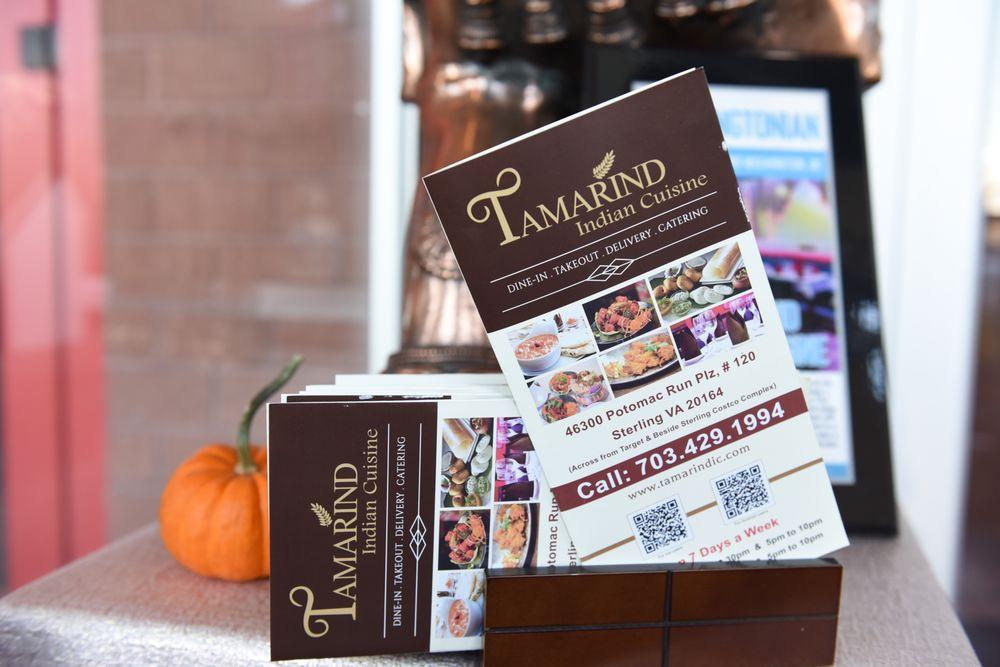 Tamarind Indian Cuisine: 46300 Potomac Run Plz, Sterling, VA