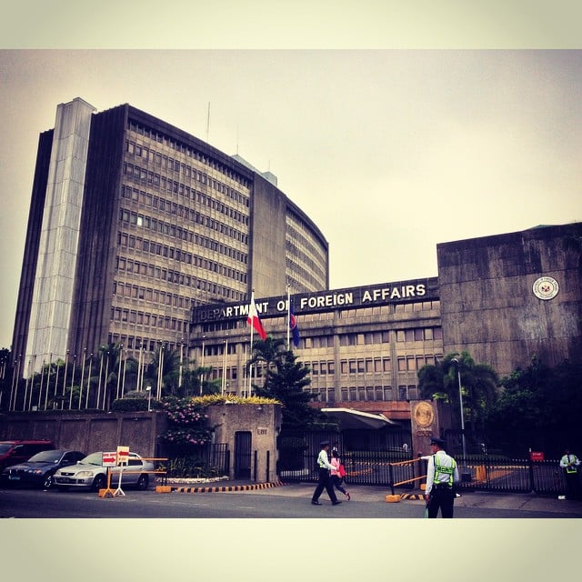 Department of foreign affairs public services - Department of foreign affairs offices ...