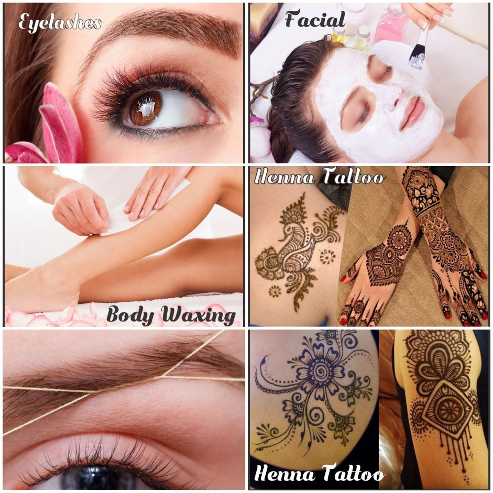 Eyebrow Threading Zone: 4872 183rd St, Country Club Hills, IL