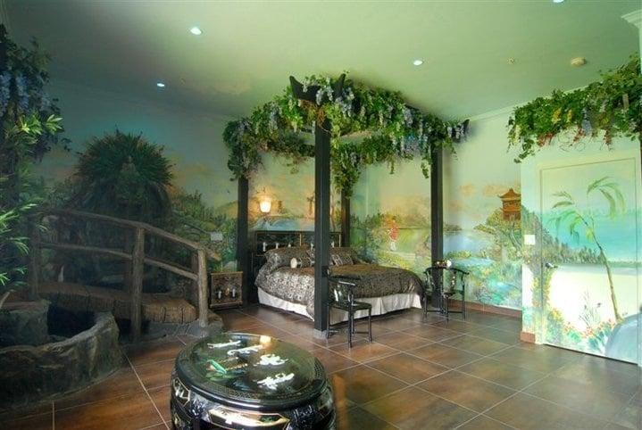 Japanese garden theme room yelp for Japanese themed garden