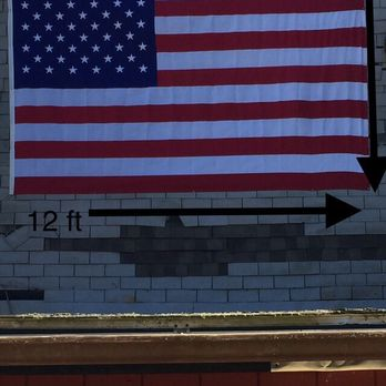 Photo Of Overhead Door Company Norwich Preston Ct United States Flag