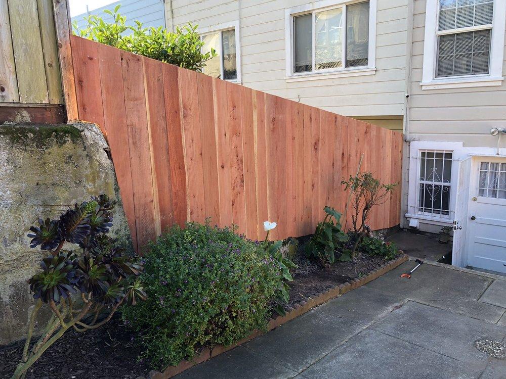 Quality Fence: San Francisco, CA